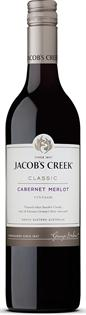 Jacob's Creek Cabernet Merlot Classic 2013 750ml -...